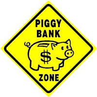 piggy bank zone