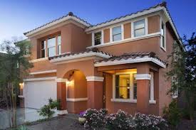 az two story home