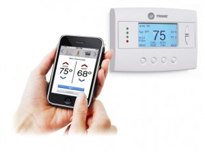 wi fi thermostat gives your arizona home a different way of climate control. Black Bedroom Furniture Sets. Home Design Ideas