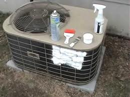 Tip How To Clean Your Outside Air Conditioner Unit Before