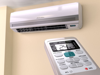 should you get a central air unit or a wall mounted ac